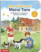 Meine Tiere, Maske, Ulrich, Jumbo Neue Medien & Verlag GmbH, EAN/ISBN-13: 9783833723148