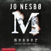 Messer, Nesbø, Jo, Hörbuch Hamburg, EAN/ISBN-13: 9783957131720