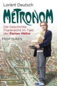 Métronom, Deutsch, Lorànt, Ullstein Buchverlage GmbH, EAN/ISBN-13: 9783549074404