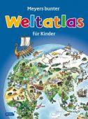 Meyers bunter Weltatlas für Kinder, Fischer Meyers, EAN/ISBN-13: 9783737370325