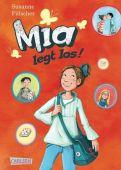 Mia legt los!, Fülscher, Susanne, Carlsen Verlag GmbH, EAN/ISBN-13: 9783551650511