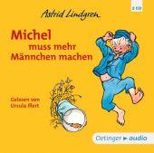Michel muss mehr Männchen machen, Lindgren, Astrid, Oetinger audio, EAN/ISBN-13: 9783837309911