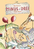 Minus Drei macht Party, Krause, Ute, cbj, EAN/ISBN-13: 9783570170915