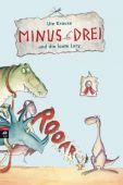Minus Drei und die laute Lucy, Krause, Ute, cbj, EAN/ISBN-13: 9783570158937