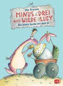 Minus Drei und die wilde Lucy - Die blöde Sache mit dem Ei, Krause, Ute, cbj, EAN/ISBN-13: 9783570175347