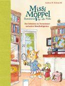 Missi Moppel - Detektivin für alle Fälle. Das Geheimnis im Turmzimmer und andere Rätselhaftigkeiten, EAN/ISBN-13: 9783401707778