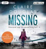 Missing. - Niemand sagt die ganze Wahrheit, Douglas, Claire, Der Hörverlag, EAN/ISBN-13: 9783844528992