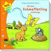 Mit dem Schmetterling unterwegs, Bergmann, Emma, Tessloff Medien Vertrieb GmbH & Co. KG, EAN/ISBN-13: 9783788637422