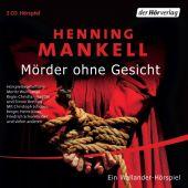 Mörder ohne Gesicht, Mankell, Henning, Der Hörverlag, EAN/ISBN-13: 9783867176033
