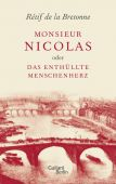 Monsieur Nicolas oder Das enthüllte Menschenherz, Rétif de la Bretonne, Nicolas Edme, EAN/ISBN-13: 9783869711614