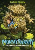 Monsternanny - Ein unterirdisches Abenteuer, Tolonen, Tuutikki, Carl Hanser Verlag GmbH & Co.KG, EAN/ISBN-13: 9783446259195