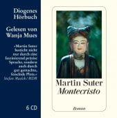 Montecristo, Suter, Martin, Diogenes Verlag AG, EAN/ISBN-13: 9783257803624