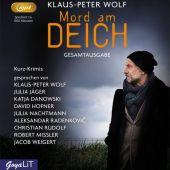 Mord am Deich, Wolf, Klaus-Peter, Jumbo Neue Medien & Verlag GmbH, EAN/ISBN-13: 9783833737589