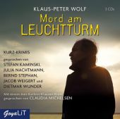 Mord am Leuchtturm, Wolf, Klaus-Peter, Jumbo Neue Medien & Verlag GmbH, EAN/ISBN-13: 9783833733611
