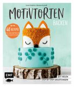 Motivtorten backen, Ascanelli, Monique/Friedrichs, Emma, Edition Michael Fischer GmbH, EAN/ISBN-13: 9783960930716