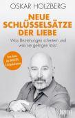 Neue Schlüsselsätze der Liebe, Holzberg, Oskar, DuMont Buchverlag GmbH & Co. KG, EAN/ISBN-13: 9783832198831