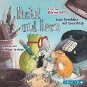 Nickel & Horn, Beckerhoff, Florian, Silberfisch, EAN/ISBN-13: 9783867423441