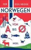 Norwegen von A bis Ø, Hegge, Per Egil, Insel Verlag, EAN/ISBN-13: 9783458363996