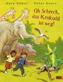 Oh Schreck, das Krokodil ist weg, Göbel, Doro, Beltz, Julius Verlag, EAN/ISBN-13: 9783407821157