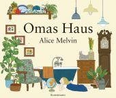 Omas Haus, Melvin, Alice, Verlag Antje Kunstmann GmbH, EAN/ISBN-13: 9783956141034