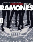 One, Two, Three, Four, Ramones!, Bétaucourt, Xavier/Cadène, Bruno, Knesebeck Verlag, EAN/ISBN-13: 9783957281906