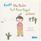Oooh! Die Feder hat ihren Vogel verloren, Nilsson, Moni/Brännström, Jonatan, Carlsen Verlag GmbH, EAN/ISBN-13: 9783551170736