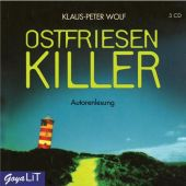 Ostfriesenkiller, Wolf, Klaus-Peter, Jumbo Neue Medien & Verlag GmbH, EAN/ISBN-13: 9783833720062