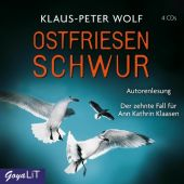 Ostfriesenschwur, Wolf, Klaus-Peter, Jumbo Neue Medien & Verlag GmbH, EAN/ISBN-13: 9783833734816