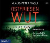Ostfriesenwut, Wolf, Klaus-Peter, Jumbo Neue Medien & Verlag GmbH, EAN/ISBN-13: 9783833733833