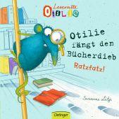 Otilie fängt den Bücherdieb, Lütje, Susanne, Verlag Friedrich Oetinger GmbH, EAN/ISBN-13: 9783789107726