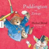 Paddington im Zirkus, Bond, Michael, Knesebeck Verlag, EAN/ISBN-13: 9783957280909