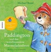 Paddington und das verschwundene Marmeladenbrot, Bond, Michael, Knesebeck Verlag, EAN/ISBN-13: 9783868739992