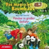 Pandas in großer Gefahr, Osborne, Mary Pope, Jumbo Neue Medien & Verlag GmbH, EAN/ISBN-13: 9783833731501