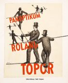 Panoptikum, Topor, Roland, Steidl Verlag, EAN/ISBN-13: 9783958295414