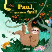 Paul, gar nicht faul, Weber, Susanne, Verlag Friedrich Oetinger GmbH, EAN/ISBN-13: 9783789109980