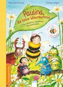 Paulina, die kleine Wiesenhummel, Kirschbaum, Hanna, Arena Verlag, EAN/ISBN-13: 9783401713267