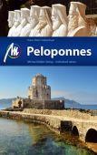 Peloponnes, Siebenhaar, Hans-Peter, Michael Müller Verlag, EAN/ISBN-13: 9783956540387