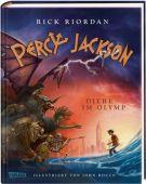 Percy Jackson - Diebe im Olymp (farbig illustrierte Schmuckausgabe) (Percy Jackson 1), Riordan, Rick, EAN/ISBN-13: 9783551557711