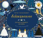 Peter Tschaikowsky: Schwanensee, Courtney-Tickle, Jessica, Prestel Verlag, EAN/ISBN-13: 9783791374116