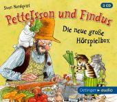 Pettersson und Findus - Die neue große Hörspielbox, Nordqvist, Sven, Oetinger audio, EAN/ISBN-13: 9783837310399
