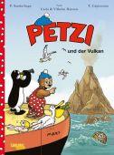 Petzi und der Vulkan, Sanderhage, Per/Capezzone, Thierry, Carlsen Verlag GmbH, EAN/ISBN-13: 9783551737700