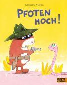 Pfoten hoch!, Valckx, Catharina, Beltz, Julius Verlag, EAN/ISBN-13: 9783407762122