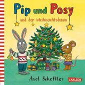 Pip und Posy und der Weihnachtsbaum, Scheffler, Axel, Carlsen Verlag GmbH, EAN/ISBN-13: 9783551518613