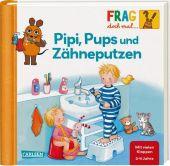 Pipi, Pups und Zähne putzen, Klose, Petra, Carlsen Verlag GmbH, EAN/ISBN-13: 9783551252364