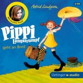 Pippi Langstrumpf geht an Bord, Lindgren, Astrid, Oetinger audio, EAN/ISBN-13: 9783837309898