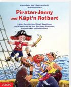 Piraten-Jenny und Käpt'n Rotbart, Göschl, Bettina/Wolf, Klaus-Peter, EAN/ISBN-13: 9783833722745