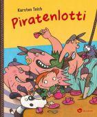 Piratenlotti, Teich, Karsten, Aladin Verlag GmbH, EAN/ISBN-13: 9783848910120