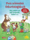 Pixis schönstes Geburtstagsbuch, Terzio, EAN/ISBN-13: 9783551271372