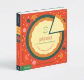 Pizza!, Nieminen, Lotta, Phaidon, EAN/ISBN-13: 9780714874456