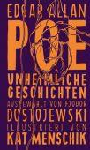 Poe: Erzählungen, Poe, Edgar Allan/Menschik, Kat, Galiani Berlin, EAN/ISBN-13: 9783869711676